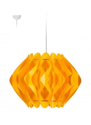 Κρεμαστό Μοντέρνο Φωτιστικό Οροφής Ravena M3 - Κίτρινο