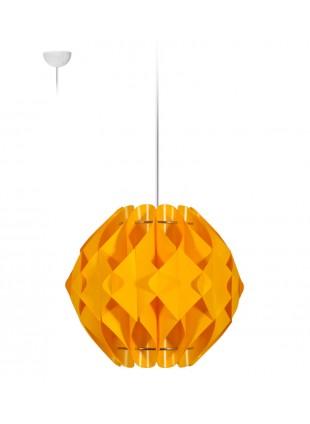 Κρεμαστό Μοντέρνο Φωτιστικό Οροφής Nova S1 - Κίτρινο