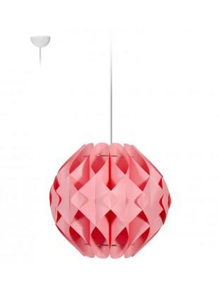 Κρεμαστό Μοντέρνο Φωτιστικό Οροφής Nova S1 - Ροζ