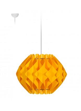 Κρεμαστό Μοντέρνο Φωτιστικό Οροφής Nova S2 - Κίτρινο