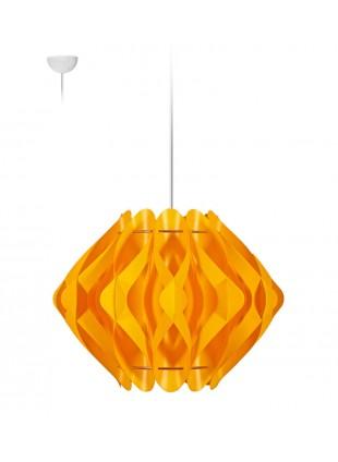 Κρεμαστό Μοντέρνο Φωτιστικό Οροφής Ravena S2 - Κίτρινο