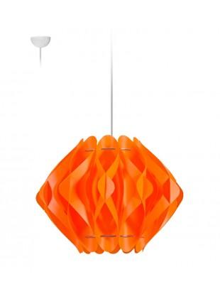 Κρεμαστό Μοντέρνο Φωτιστικό Οροφής Ravena S2 - Πορτοκαλί