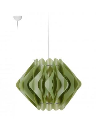 Κρεμαστό Μοντέρνο Φωτιστικό Οροφής Ravena S2 - Πράσινο