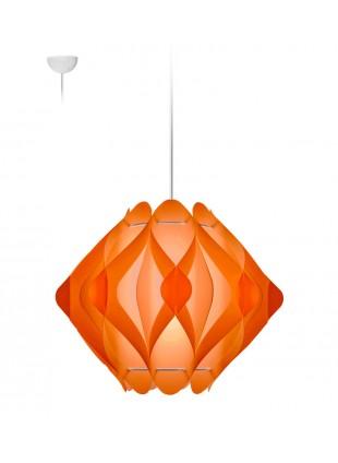 Κρεμαστό Μοντέρνο Φωτιστικό Οροφής Ravena M1 - Πορτοκαλί