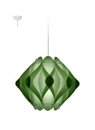 Κρεμαστό Μοντέρνο Φωτιστικό Οροφής Ravena M1 - Πράσινο