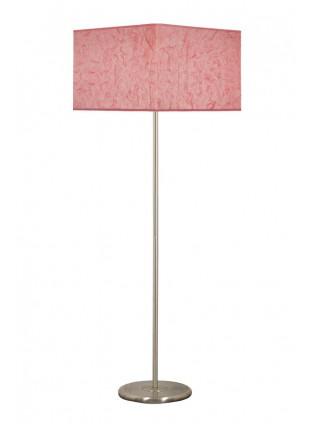 Φωτιστικό δαπέδου τετράγωνο Ροζ
