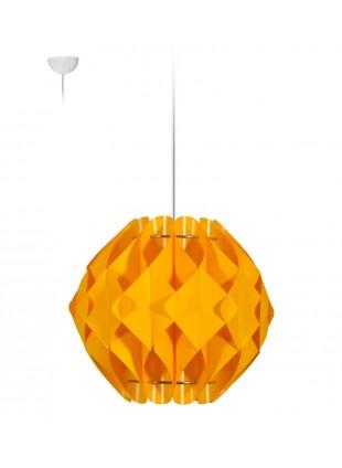 Κρεμαστό Μοντέρνο Φωτιστικό Οροφής Nova M1 - Κίτρινο