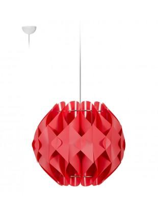 Κρεμαστό Μοντέρνο Φωτιστικό Οροφής Nova M1 - Κόκκινο