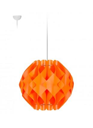 Κρεμαστό Μοντέρνο Φωτιστικό Οροφής Nova M1 - Πορτοκαλί