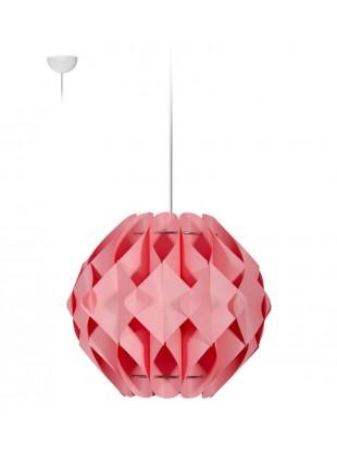 Κρεμαστό Μοντέρνο Φωτιστικό Οροφής Nova M1 - Ροζ