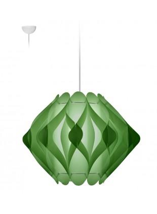 Κρεμαστό Μοντέρνο Φωτιστικό Οροφής Ravena M2 - Πράσινο