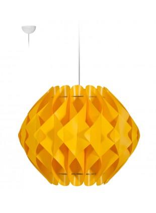 Κίτρινο κρεμαστό φωτιστικό οροφής Nova L2