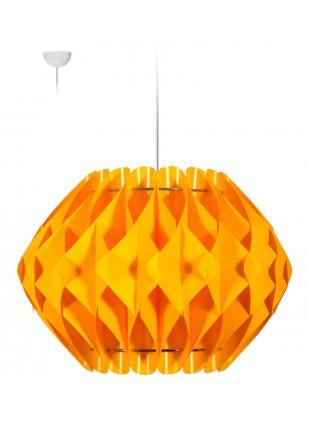 Κίτρινο κρεμαστό φωτιστικό οροφής  Nova L3