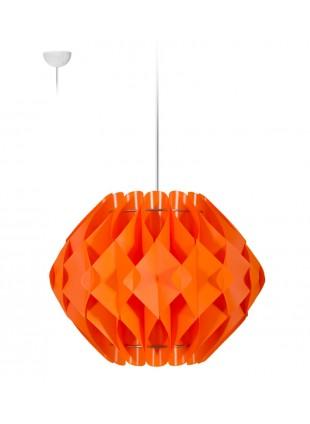Κρεμαστό Μοντέρνο Φωτιστικό Οροφής Nova M2 - Πορτοκαλί