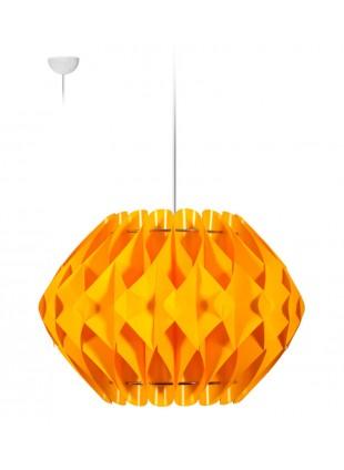 Κρεμαστό Μοντέρνο Φωτιστικό Οροφής Nova M3 - Kίτρινο