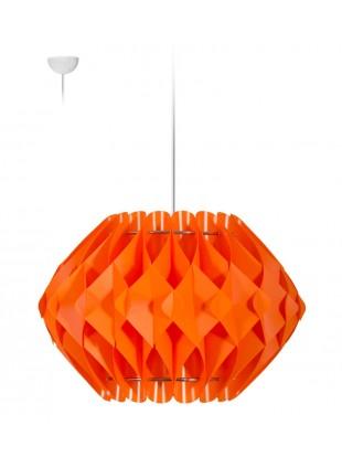 Κρεμαστό Μοντέρνο Φωτιστικό Οροφής Nova M3 - Πορτοκαλί