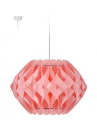 Κρεμαστό Μοντέρνο Φωτιστικό Οροφής Nova M3 - Ροζ
