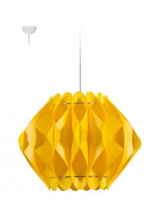 Κρεμαστό Μοντέρνο Φωτιστικό Οροφής Saporo M2 - Κίτρινο