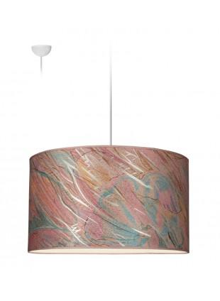 Pink - No. 5302 - Εμπριμέ Φωτιστικό Οροφής Κυλινδρικό ΚΑ-ΚΥ-4023-5302 ΚΡ