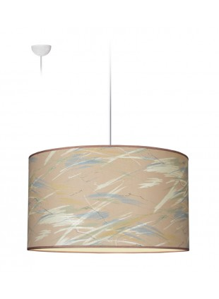 Pink - No. 5312 - Εμπριμέ Φωτιστικό Οροφής Κυλινδρικό ΚΑ-ΚΥ-4023-5312 ΚΡ