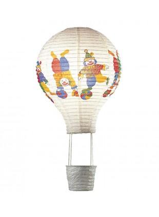 Κρεμαστό παιδικό φωτιστικό οροφής σε σχήμα αερόστατο