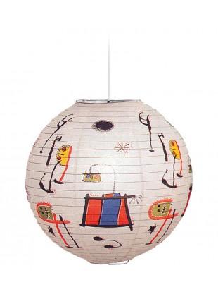 Χάρτινο Φωτιστικό οροφής Joan Miro