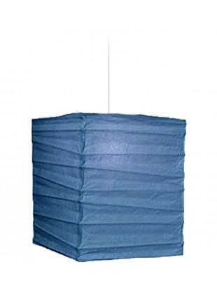 Τετράγωνο Χάρτινο Φωτ.  25x25x30 cm - Ραφ