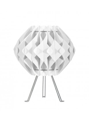 Λευκό επιτραπέζιο φωτιστικό Nova S2