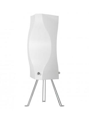 Λευκό μοντέρνο επιτραπέζιο φωτιστικό Venus M1 με τρίποδο