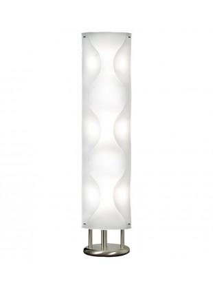 Λευκό φωτιστικό δαπέδου Venus L3