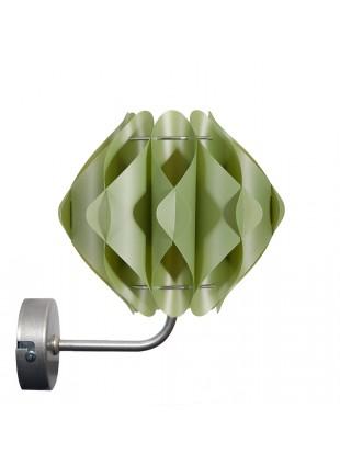 Πράσινη απλίκα τοίχου Saporo S1