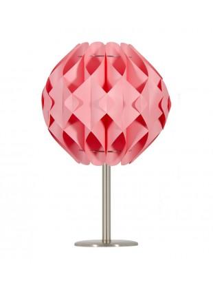 Ροζ επιτραπέζιο φωτιστικό Nova S1 20cm