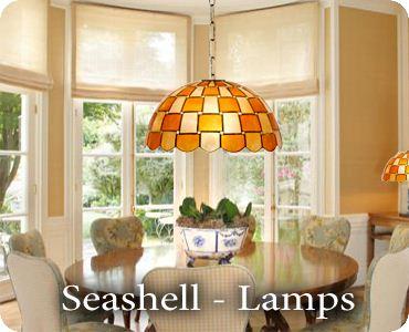 Seashell - Lamps